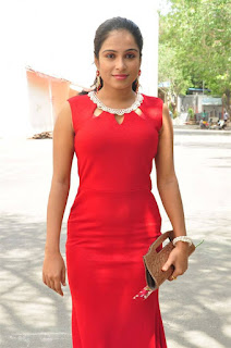Vrushali Gosavi Stills At Vaadu Nenu Kadhu Movie Launch 5.jpg