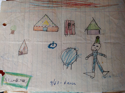 Desenho aos 6 anos
