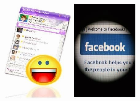 cara facebook online terus