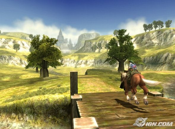 descargar legend of zelda twilight princess para pc