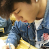 [PHOTO]  WIN Japan's Twitter Update with B.I [131011]