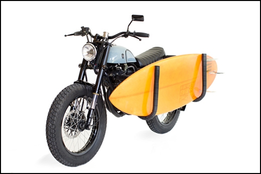 Suzuki Van Van Surfboard