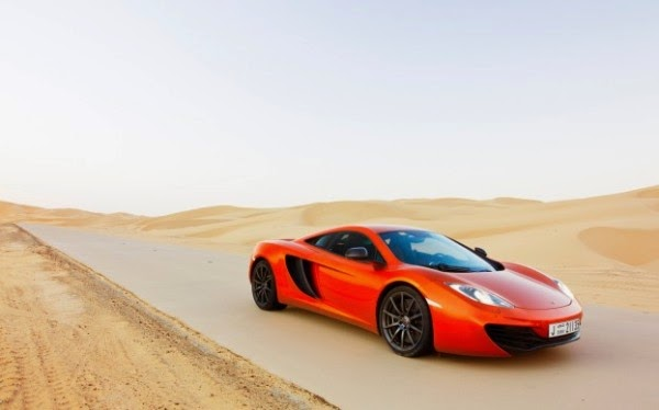 McLaren MP4 12C mclaren techno