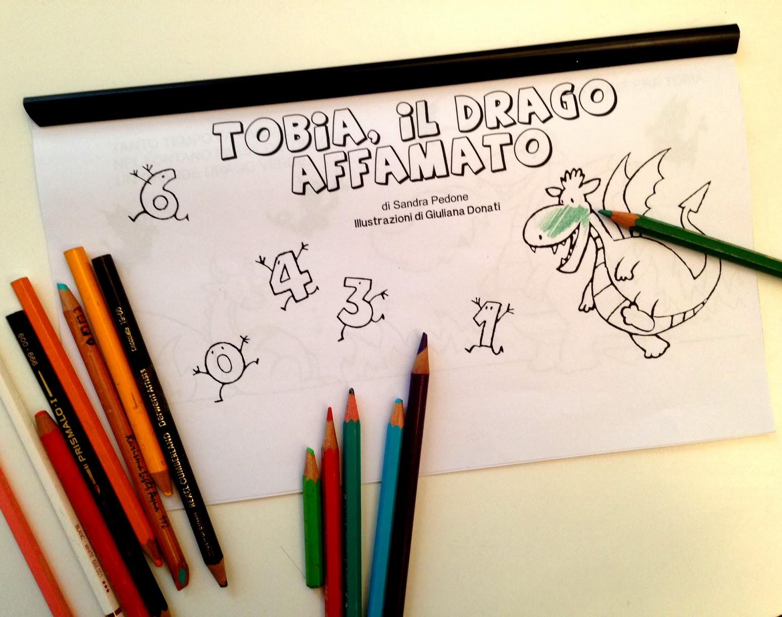 Giocagiocagioca il drago mangia numeri for Maestra sandra pasqua