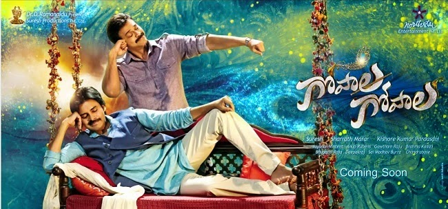 Gopala Gopala Poster HD Original Released