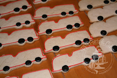 firetruck cookies sneak peek