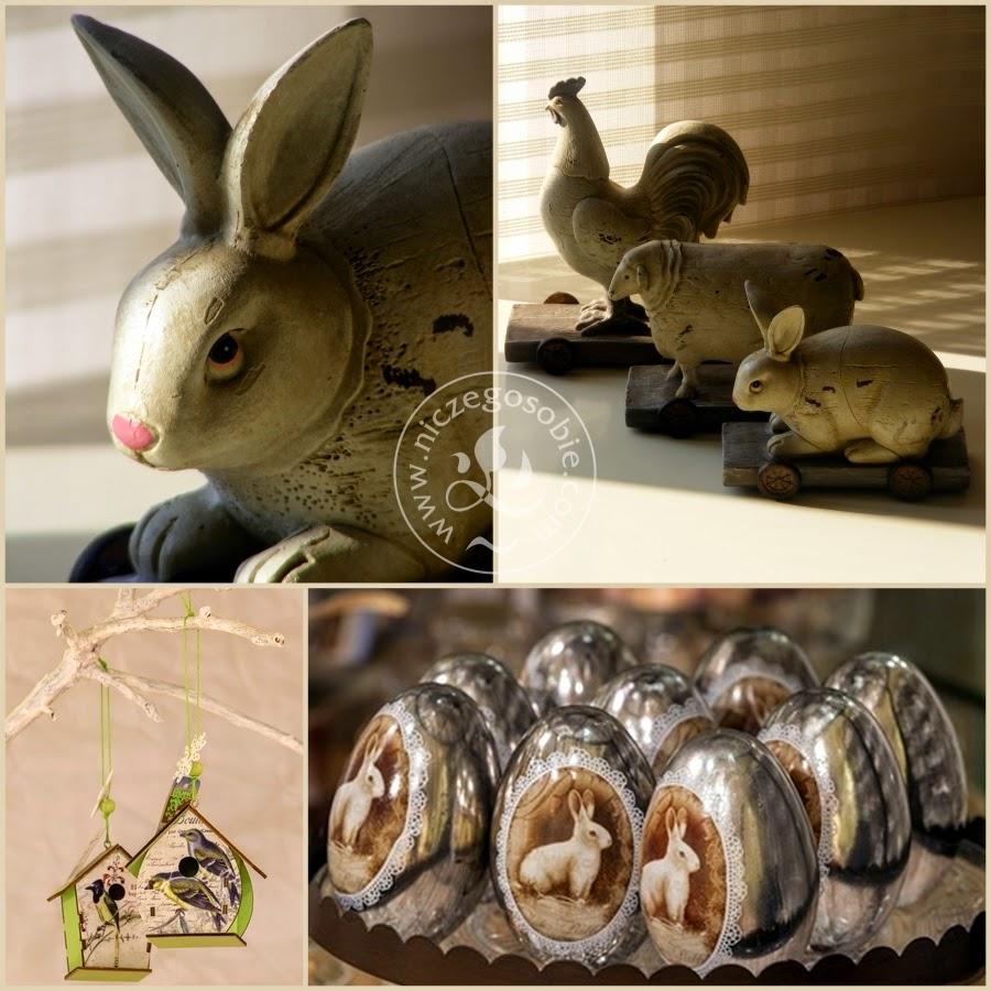 Niczego Sobie świąteczny zwierzyniec: Wielkanoc