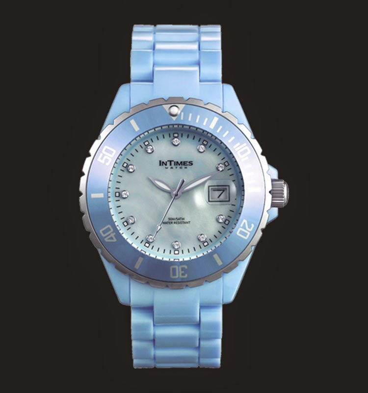 Intimes Wanita IT063-BE Swarovski Crystal