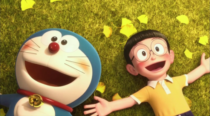 Download Film Stand By Me Doraemon Subtitle Indonesia