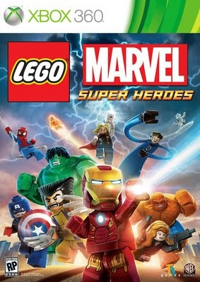 LEGO Marvel Super Heroes XBOX360-iMARS