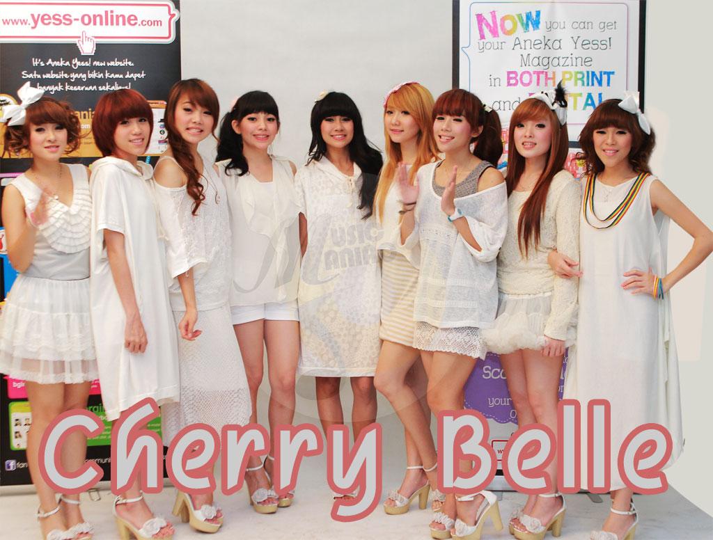 Cherry Belle Model