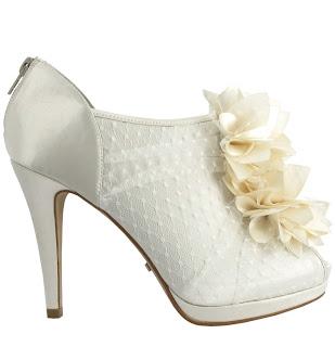 zapatos novia 2012