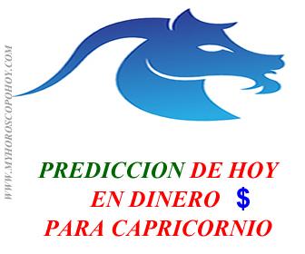 predicciones dinero