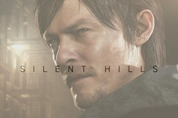 Silent Hills Normal Reedus