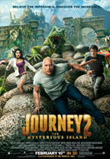 Journey 2: The Mysterious Island Trailer