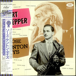 Art Pepper & Stan Kenton Orchestra
