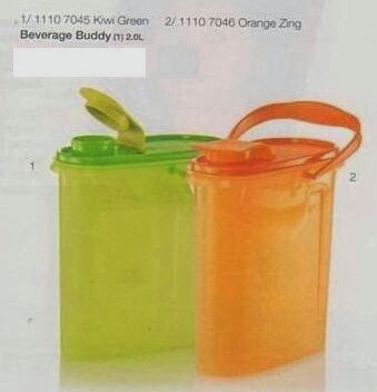 BOTOL AIR MINUM TUPPERWARE