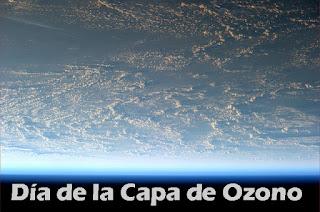 16 de septiembre, dia de la capa de ozono