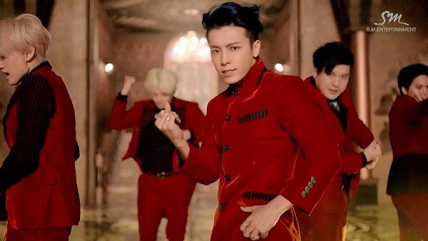 Super Junior Donghae Mamacita