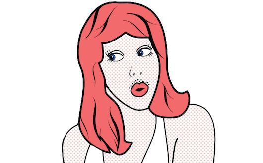 Damenbart entfernen - 7 Tipps und Ratschläge