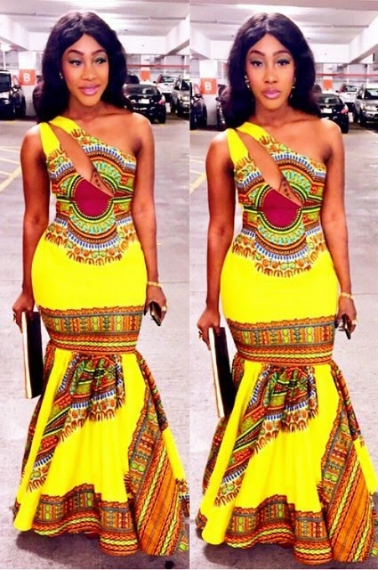 Ankara Creative Gown Style Dezango Fashion Zone