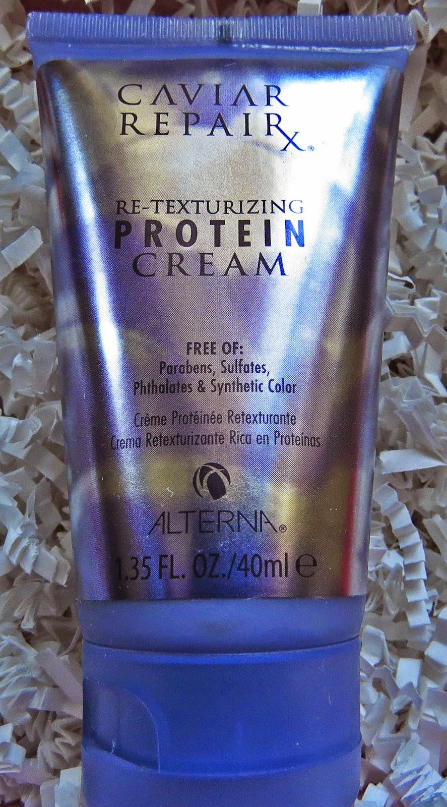 Alterna Caviar Repairx Re-texturing Protein Cream