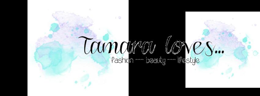 Tamara loves...