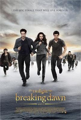 Cartel Crepúsculo: Amanecer parte 2 (2012)