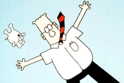 Dilbert & Dogbert