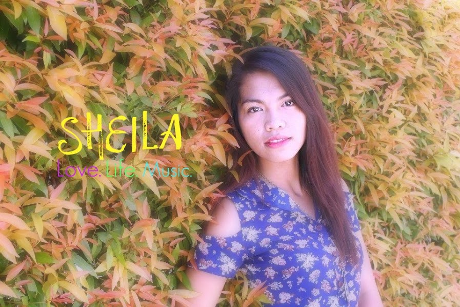 SHEILA&#39;S Ilonggo+Pop+Life