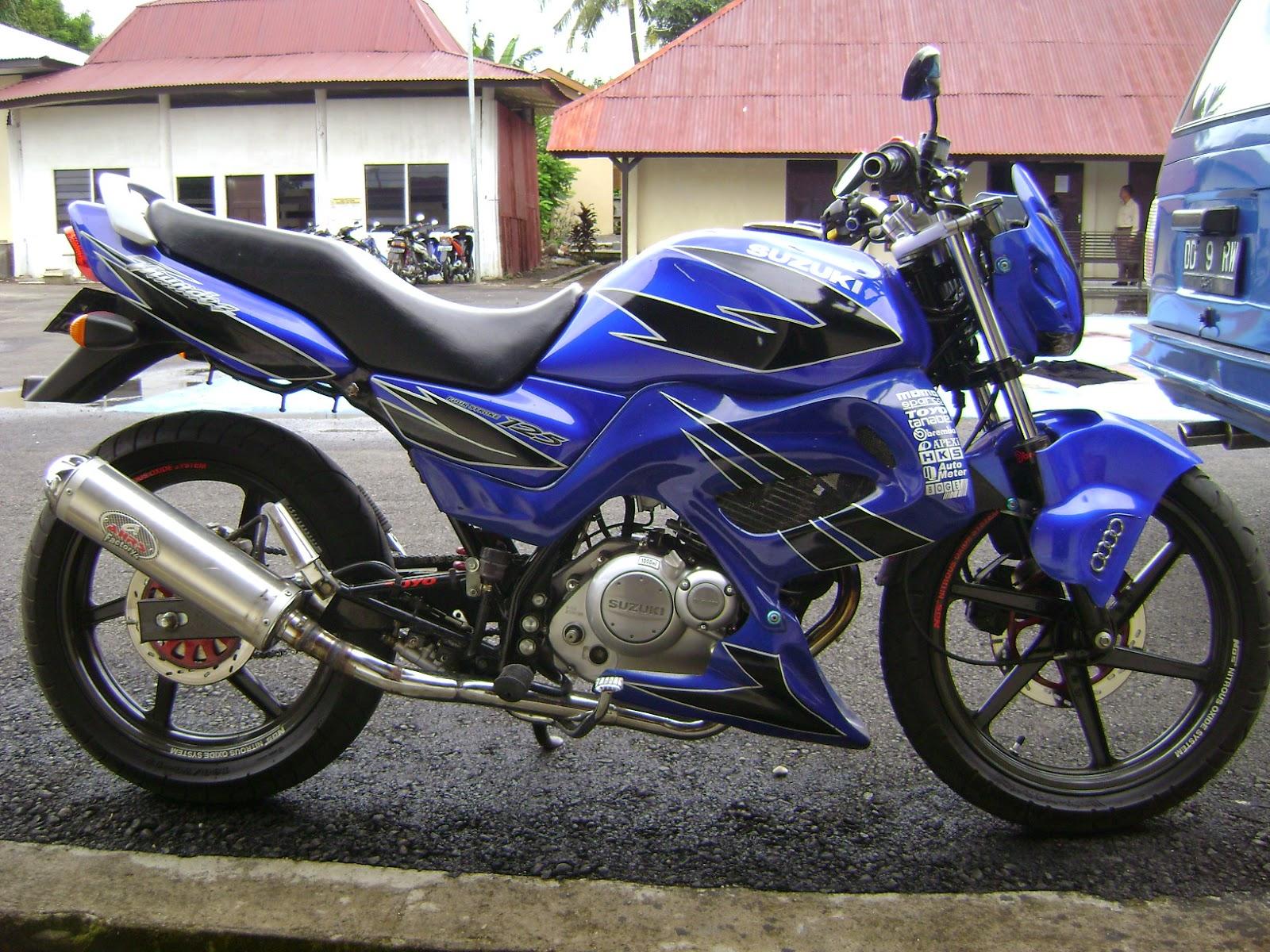 modif motor thunder 125