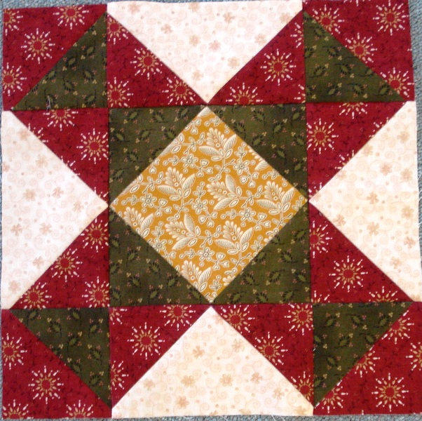 #11 Second Saturday Sampler Block