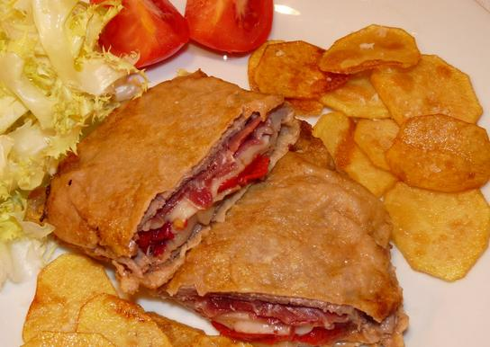 El rinc n asturiano receta de cachopo en el rinc n asturiano for Asturias cuisine