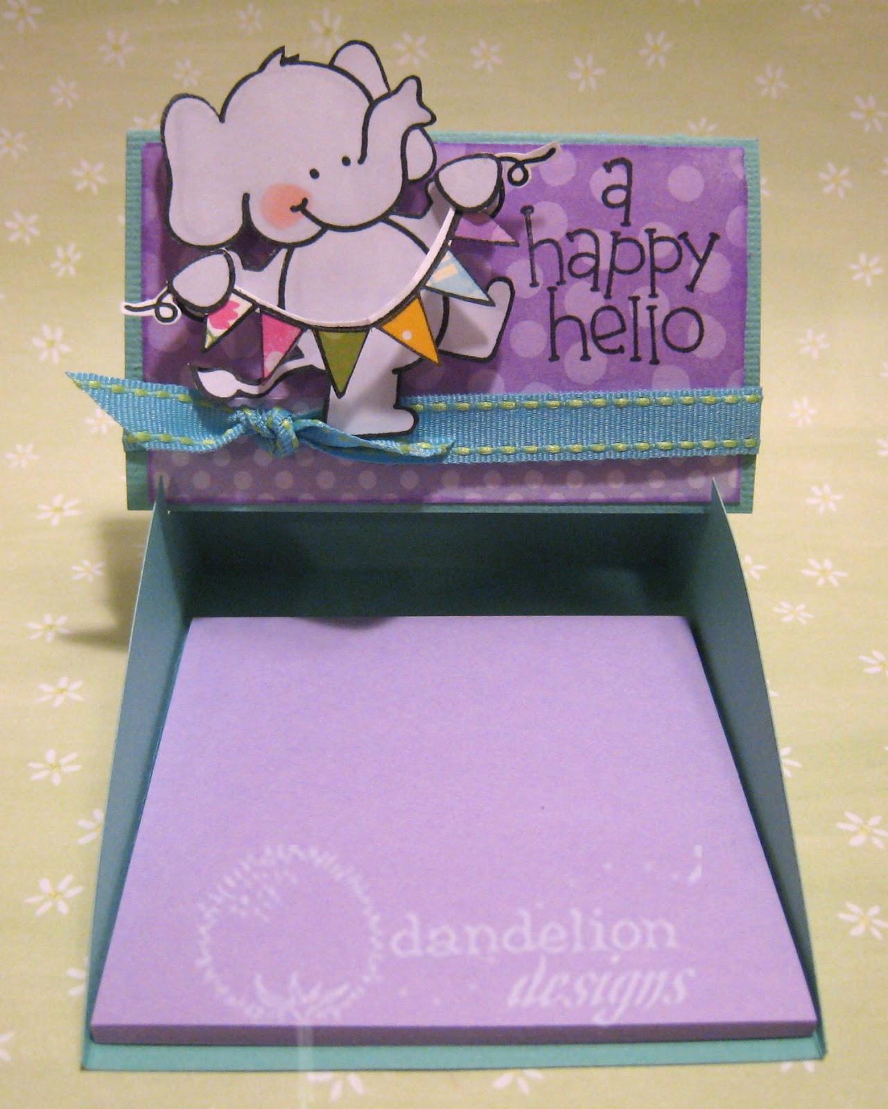 Dandelion Designs This Amp That