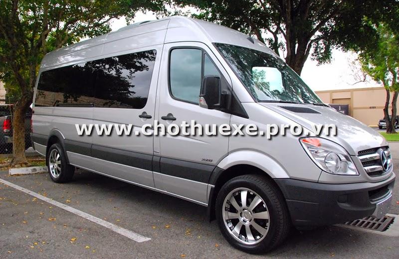 Cho thuê xe đi Điện Biên thành phố Điện Biên