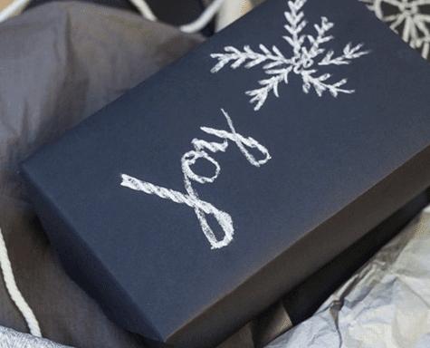 Yılbaşı hediye ambalaj kağıtları