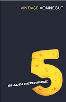 Book cover for Slaughterhouse 5 by Kurt Vonnegut