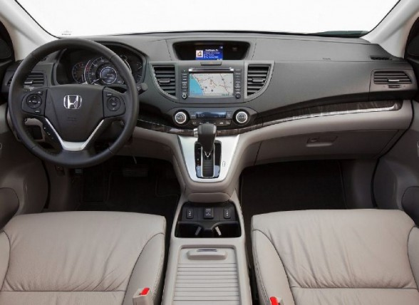 New Car Review 2012 Honda Cr V