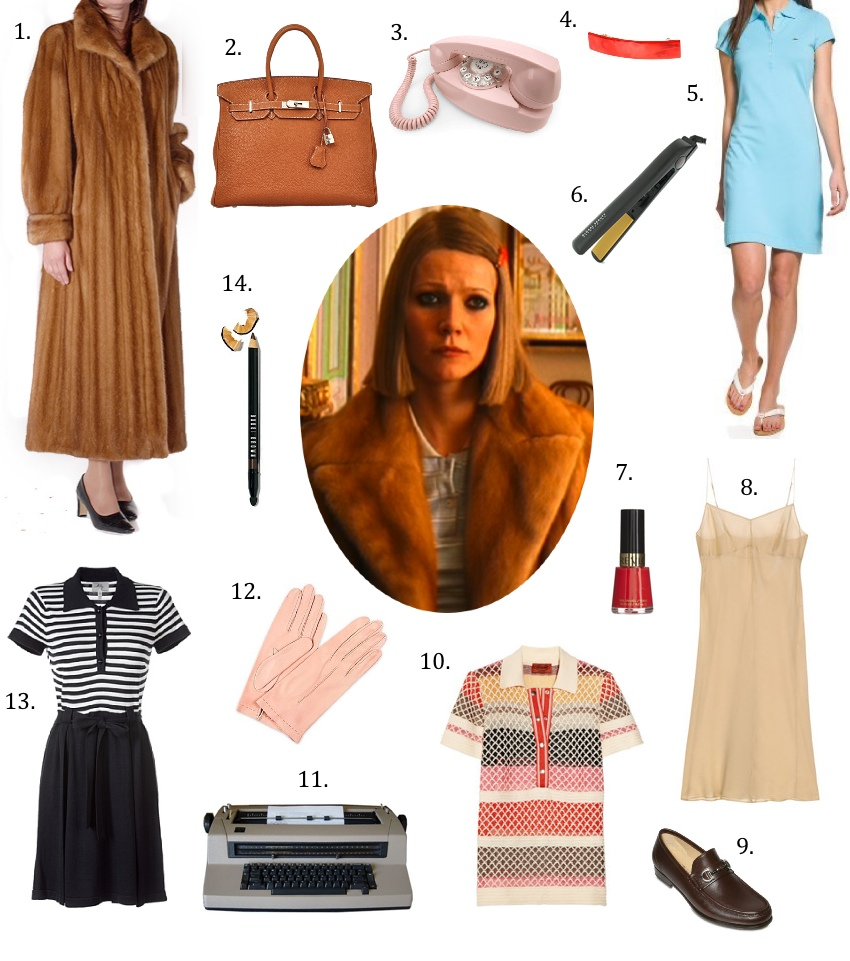 Margot Tenenbaums Costumes, Halloween Costumes, Wes ...
