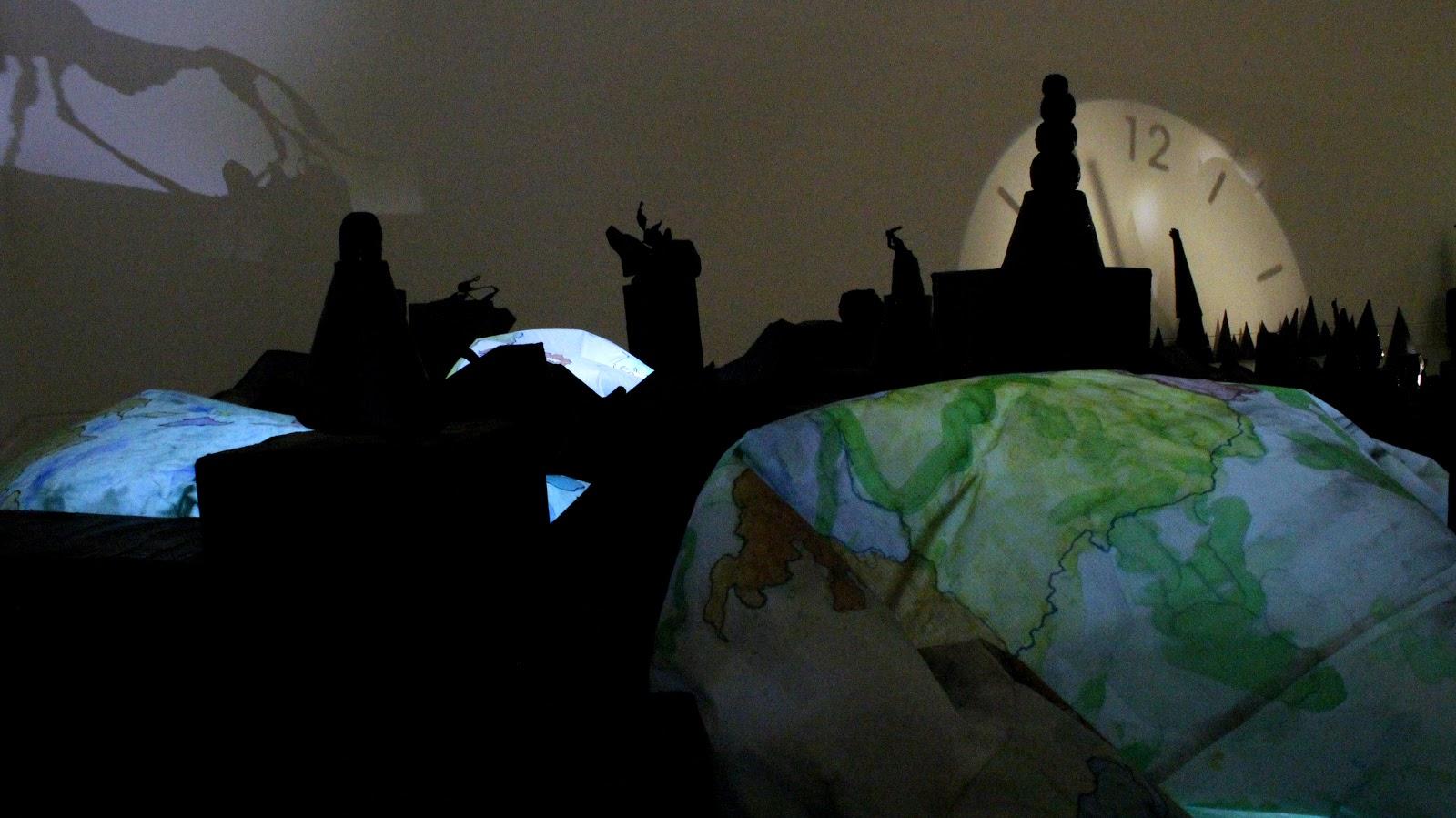 La zone de silence exposition continents noirs d 39 annette messager au mus e d 39 art moderne et - Musee d art moderne et contemporain de strasbourg ...