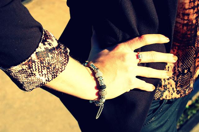 pandora bracelet bransoletka