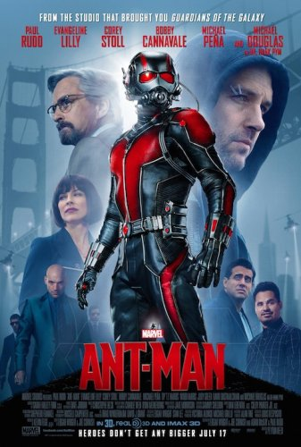 Ant-Man (Web-DL 720p Dual Latino / Ingles) (2015)