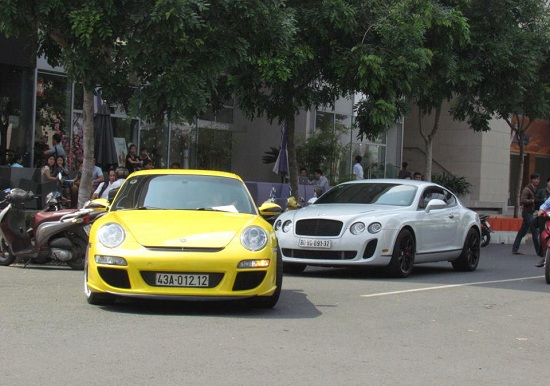 Supercars of Vietnam