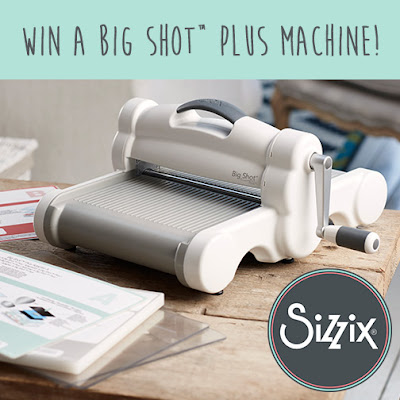 Win a Big Shot Plus machine