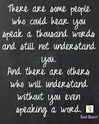 Who Understands You?