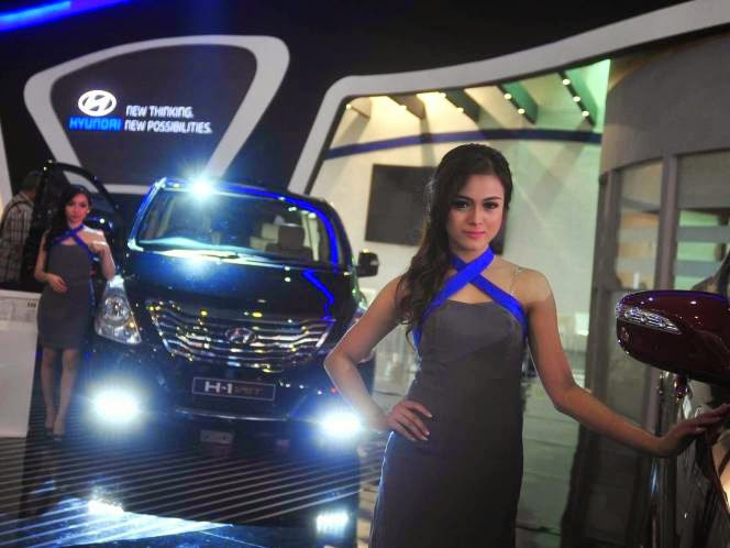 SPG Hyundai IIMS 2014