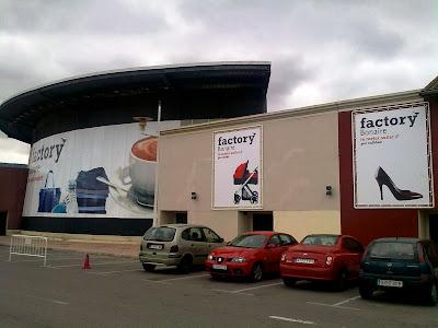 centro comercial bonaire en aldaya: