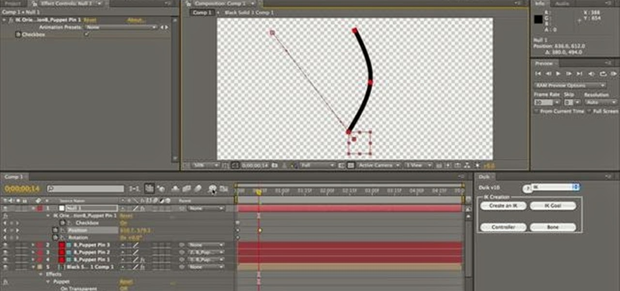 the wizard s blog duik and after effects