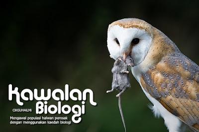 Kawalan Biologi : Kebaikan dan Keburukan