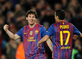 HASIL SKOR VIDEO BARCELONA VS LEVERKUSEN 7-1